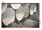 Metal Barrels 1bw Carry-all Pouch