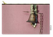 Metal Doorbell Antique Carry-all Pouch