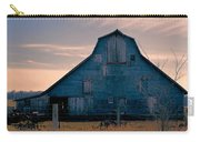 Metal Faced Barn Carry-all Pouch