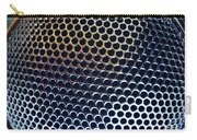 Metal Mesh Carry-all Pouch by Les Cunliffe