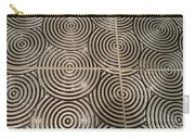 Metal Ripples Carry-all Pouch