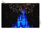 Metallic Castle Carry-all Pouch