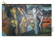Metamophosis Of Narcissus Carry-all Pouch