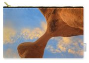 Metate Arch Sunset Carry-all Pouch