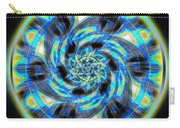 Metatron Swirl Carry-all Pouch by Derek Gedney