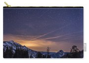 Night Skies Over Half Dome Carry-all Pouch