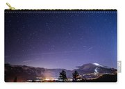 Mammoth Mountain At Night Carry-all Pouch