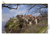 Meteora Monastary   #0679 Carry-all Pouch