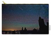 Meteors Over Mono Lake Carry-all Pouch