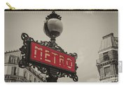 Metro  Carry-all Pouch