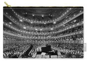 Metropolitan Opera House 1937 Carry-all Pouch