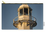 Mevagissey Lighthouse In The Evening Carry-all Pouch