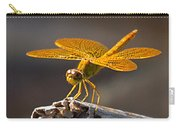Mexican Amberwing Carry-all Pouch