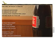 Mexican Coke Carry-all Pouch