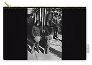 Mexican Day Armory Park Tucson Arizona 1973 Carry-all Pouch