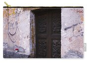 Mexican Door 34 Carry-all Pouch