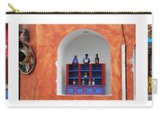 Mexican Facades Carry-all Pouch