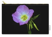 Mexican Primrose On Black 2 Carry-all Pouch