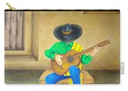 Mexican Serenade Carry-all Pouch by Pamela Allegretto