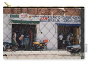 Mexico Tiendas Shops By Tom Ray Carry-all Pouch