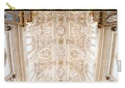 Mezquita Cathedral Ceiling In Cordoba Carry-all Pouch
