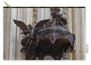 Mezquita Cathedral Pulpit In Cordoba Carry-all Pouch