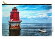 Miah Maull Shoal Lighthouse Carry-all Pouch