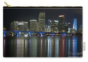Miami At Night Carry-all Pouch