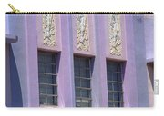 Miami Beach - Art Deco 12 Carry-all Pouch