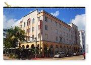 Miami Beach - Art Deco 36 Carry-all Pouch