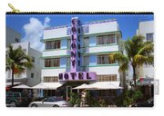 Miami Beach - Art Deco 37 Carry-all Pouch