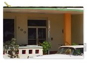 Miami Beach - Art Deco Carry-all Pouch