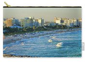 Miami Beach Sunset Carry-all Pouch