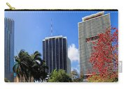 Miami Cityscape   Carry-all Pouch
