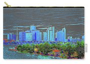 Miami Color Carry-all Pouch