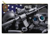 Miami Dade Police Carry-all Pouch