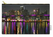 Miami Macarthur Causeway Carry-all Pouch