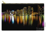 Miami Skyline II High Res Carry-all Pouch