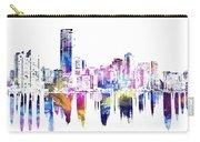 Miami Skyline Carry-all Pouch