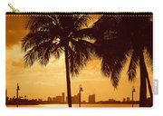 Miami South Beach Romance II Carry-all Pouch