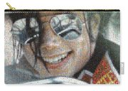 Michael Jackson - Mosaic Carry-all Pouch