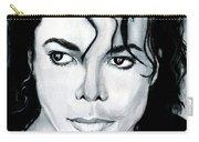 Michael Jackson Portrait Carry-all Pouch