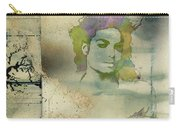 Michael Jackson Silhouette Carry-all Pouch
