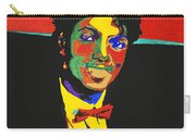 Michael Jackson Carry-all Pouch by Stormm Bradshaw