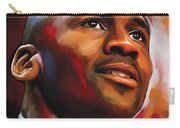 Michael Jordan Artwork 2 Carry-all Pouch