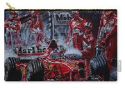 Michael Schumacher Out Of The Darkness Carry-all Pouch