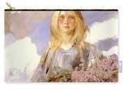 Michaelmas Carry-all Pouch by James Shannon