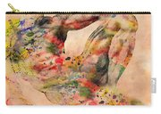 Michelangelo  Carry-all Pouch by Mark Ashkenazi