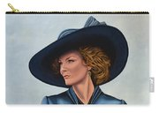 Michelle Pfeiffer Carry-all Pouch