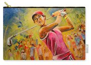 Michelle Wie Carry-all Pouch